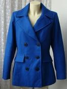 Пальто женское модное яркое демисезонное шерсть бренд APT.9 р.46 5474