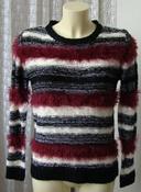 Свитер женский джемпер нарядный травка акрил бренд Gina Benotti р.42-44 5559