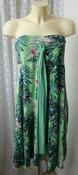 Платье женское летнее вискоза стрейч бренд Tchibo TCM р.50 5546
