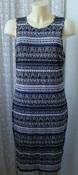 Платье женское летнее вискоза стрейч мини бренд Atmosphere р.52 5077