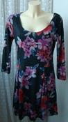 Платье женское теплое демисезонное мини бренд Red Label р.50 5084