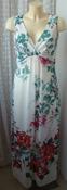Платье женское летнее в пол нарядное макси бренд Pepperberry р.48 5108