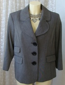 Пиджак женский модный стильный демисезонный бренд Joanna Hope р.50 5591
