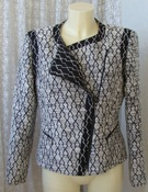 Жакет женский куртка модная стильная демисезонная бренд CC р.46 5593