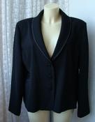 Пиджак женский элегантный модный батал бренд Autonomy р.58 5595