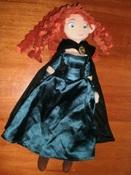мягкая кукла Мерида