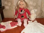 кукла от Zapf Creation Салли