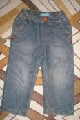 джинсы утепленные на мальчика Rebel 18-24 мес