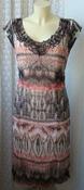Платье женское летнее модное легкое миди бренд Bonita р.44 5654