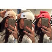 "Женская шапка ""Hermes"""