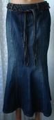 Юбка джинсовая джинс макси бренд Debenhams р.42 5679