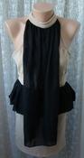 Платье женское модное стрейч Voyelles р.38-40 5686