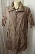 Платье женское модное стильное туника мини бренд Bonita р.52-54 5155