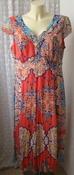 Платье женское легкое летнее бренд Per Una р.52 5182