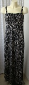 Платье женское летнее сарафан стрейч макси бренд Divided H&M р.42 5197