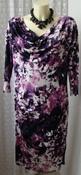 Платье женское элегантное стрейч миди бренд Autograph р.52 5204
