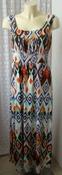Платье женское легкое летнее стрейч бренд Nouvelle р.50 5210