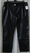 Брюки женские модные джинсы хлопок большой размер батал р.56-58 5770