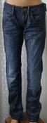 Джинсы женские модные хлопок бренд Fornarina р.46 5771