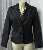 Пиджак женский жакет офисный хлопок бренд Off Shoot р.48 5791