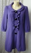 Пальто женское модное яркое легкое демисезонное бренд Atmosphere р.46-48 5810