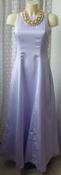 Платье женское вечернее выпускное нарядное в пол бренд Michaelangelo р.42 5911