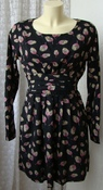 Платье женское летнее летнее модное мини бренд Iska р.46 5927