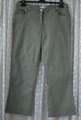 Брюки женские штаны джинсы укороченные хлопок бренд Papaya р.50 5978