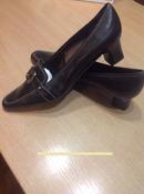 Новые туфли Vaneli 6 pm из натур. кожи на 38 размер по стельке 25, 5 см