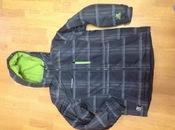 Практичная и очень теплая куртка ZeroXposurUSA на 12-13 лет
