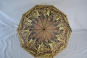Женский зонт полуавтомат-города-на мощных 10 спиц.Антиветер.