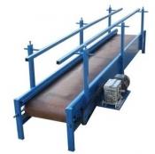 Ленточные и винтовые (шнековые) конвейера, транспортеры