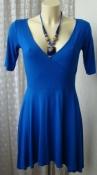 Платье женское вискоза стрейч мини бренд Dorothy Perkins р.42 5253
