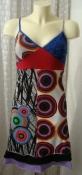 Платье женское легкое летнее хлопок стрейч сарафан р.44 6026
