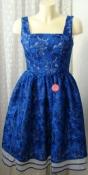 Платье женское вечернее выпускное пышная юбка бренд Chi Chi р. 44 6036