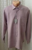 Рубашка мужская классическая демисезонная бренд Wolsey р.54 6056