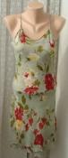 Платье женское легкое изящное летнее сарафан миди бренд Motivi р.42 6087