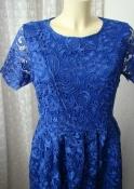 Платье вечернее коктейльное нарядное бренд Glamorous р.42 №6094