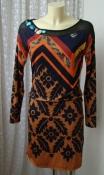 Платье женское модное красивое бренд Desigual р.42-44 6100