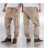 Мужские брюки-джогеры