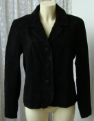 Куртка женская пиджак кожа натуральная бренд Wallace Sacks р.50 6129