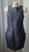 Платье женское красивое шикарное демисезонное р.44 6162