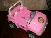 машины Барби Mattel
