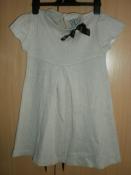 платья для девочки от next и Zara