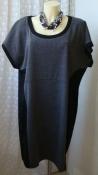 Платье женское демисезонное офисное миди Replace р.56-58 6191