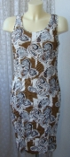 Платье женское модное вискоза стрейч Rozes of Avalon р.48 6215