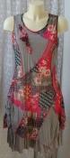 Платье женское легкое летнее вискоза Cassis р.46 6272