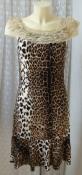 Платье женское нарядное вискоза кружево мини Jus D'Orange р.44 6278