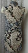 Платье женское вискоза стрейч мини Soю р.44 6279