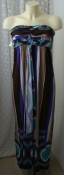 Платье женское летнее стильное модное макси бренд Loli Miss р.42 6287